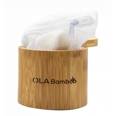 Coffret Tampon démaquillant Ola Bambo