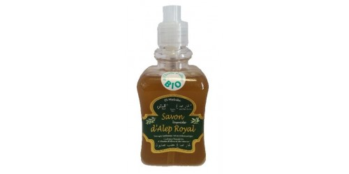 Savon d'Alep royal 250ml